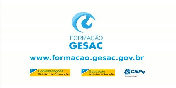 Formação GESAC