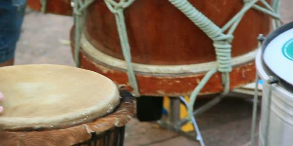 Oficina de Dança - Rumo aos 300 tambores