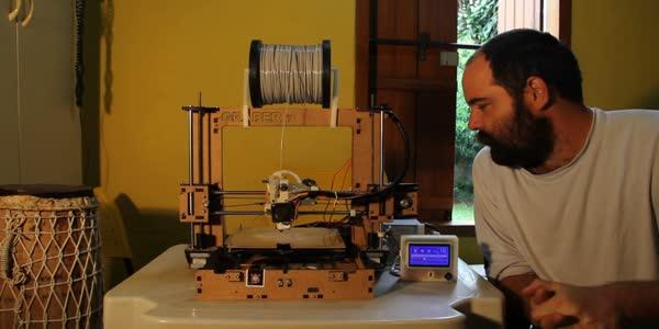 Vídeo Aula Impressão 3D - Parte2 HD