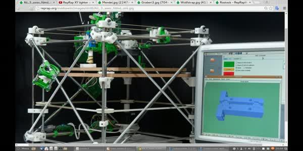Videoaula Impressora 3D parte 3