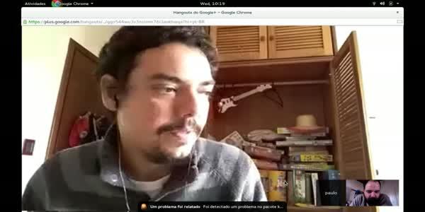 LABCEUs Entrevista Paulo Pajeh do Fala Livre