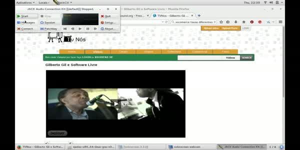 Vidiodica Edição de Áudio para Vídeo com Softwares Livres Parte 1